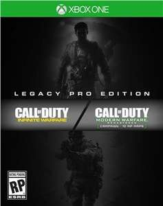 Infinite warefare legacy pro edition £29.99 Xbox one/PS4 at www.studentcomputers.co.uk