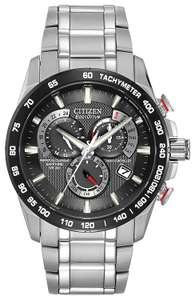 Citizen AT4008-51E Sapphire glass radio controlled eco-drive chronograph watch with perpetual calendar was £379 now £284.50 @ Amazon