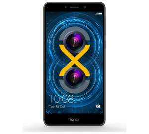 Honor 6x Black sim free £189.95 delivered @ Argos