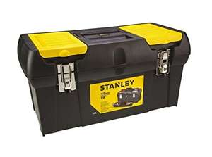 Stanley 192066 19-inch Toolbox £4 Add-on Item / Minimum £20 Spend @ Amazon