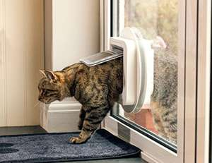 Sureflap Microchip Cat Flap at Amazon (Sold by Mr Pets) for £33.54