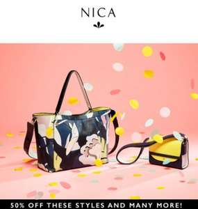 50% off all nica products