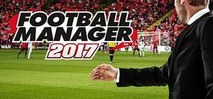 Summer Sale for Football Manager 2017 £11.89 @ Steam