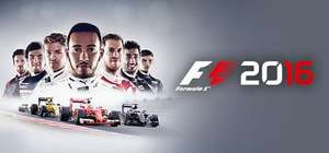 F1 2016 STEAM SUMMER SALE until 5th July from £11.99