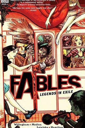 Comixology Vertigo Sale - Fables & Preacher Series 60% off - from £3.00 - until 26th June