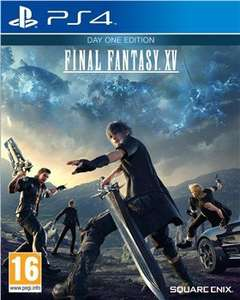 Final Fantasy XV PS4 Game [Openbox] £14.99 @ Student Computers