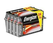 Energizer Batteries 24 AA or AAA for £4.99 at Rymans. Free click and collect or Instore
