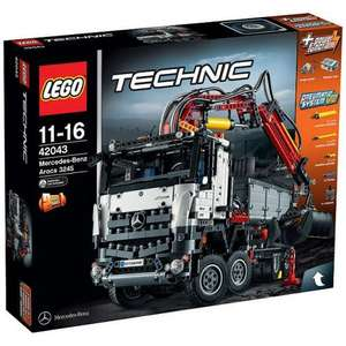 LEGO Technic Mercedes-Benz Arocs 3245 £111 @ John lewis