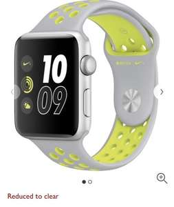 APPLE WATCH sport 42mm save £70 £329 @ John Lewis