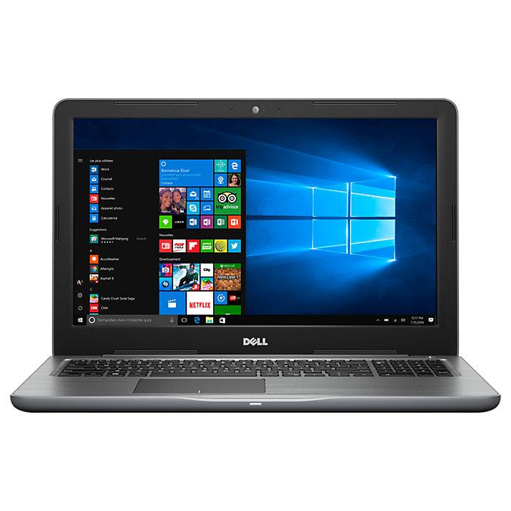 Dell Inspiron 15 5000 i5-7200 8GB 256GB SSD AMD R7 M445 4GB (2yr guarantee) - £599 free delivery @ John Lewis