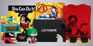 Loot Crate 12 month £176.40