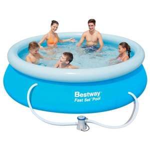 Best way 10ft fast set pool £19.99 @ Trago Mills