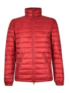 Crosshatch Red Jacket Down from £45 £10.00 @ Burton FREE C+C
