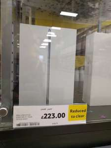 ipad mini 4 WiFi 16gb, reduced to clear £223 instore @ Tesco Glasgow Forge