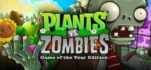 Plants vs. Zombies GOTY edition Steam £1.09