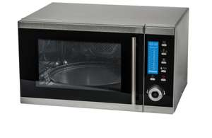 Medion 900w 25L Microwave combi, stainless exterior & interior 2y warranty £56.99 @ Ebay / Medion