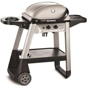 Outback excel 310 2 burner gas BBQ. Homebase £99.98