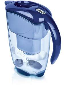BRITA Elemaris Water Filter Jug - 2.4 L, BLUE Prime £14.95 or Non prime £19.70 Sold by iZilla and Fulfilled by Amazon