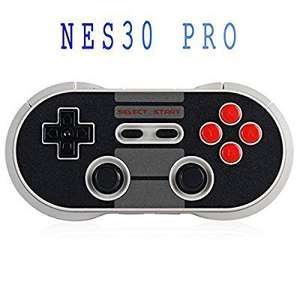 NES 30 Pro Controller for Switch/Android/PC £28.45 Sold by 5PLUSH and Fulfilled by Amazon