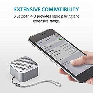 Anker Soundcore Nano Mini Portable Bluetooth Speaker £6.99 with Amazon Prime / £10.98 non prime (Sold by AnkerDirect and Fulfilled by Amazon)