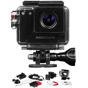 Medion wifi action camera, £19.99 FREE DELIVERY @ Medion / Ebay