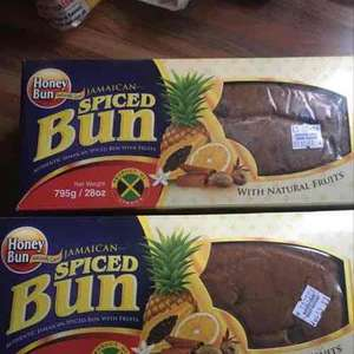 Jamaican Spiced Bun £1.75 @ Tesco