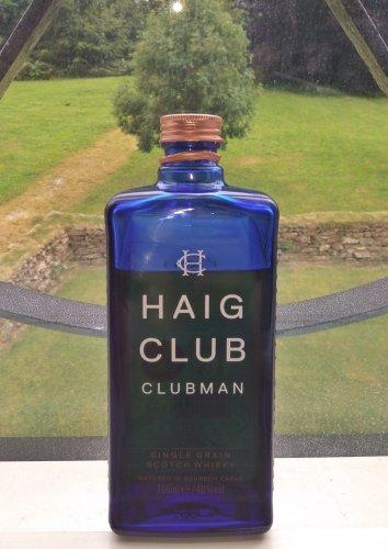 Haig Club single grain whiskey £15 @ Tesco