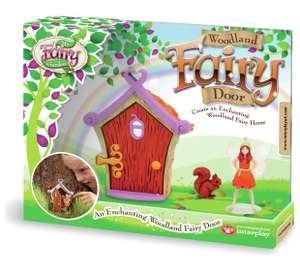 My Fairy Garden Woodland Fairy Door £3.99 @ Argos Free delivery.