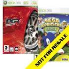 ShopTo Double Pack (Project Gotham Racing 4 + Sega Super Star Tennis)