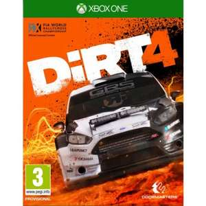 [Xbox One/PS4] DiRT 4 Day One Edition - £34.95 - TheGameCollection
