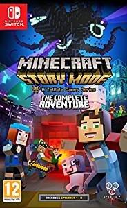 Minecraft Story Mode: The Complete Adventure (Nintendo Switch) £22.99 (prime) £24.99 (non-prime) Amazon