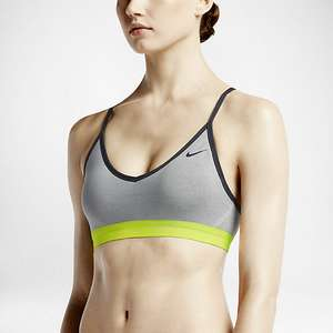 Extra 20% off on top of already upto 40% off on sports bras plus free delivery eg Pro Indy sports bra was £25 now £13.98 @ Nike