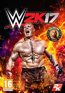 WWE 2K17 - Standard Edition [PC Code - Steam] £11.99 Amazon