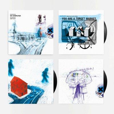 HMV Online - Radiohead OKNOTOK 1997-2017 Vinyl £24.99 @ HMV
