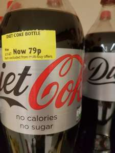 Diet cola - 79p instore @ Morrisons