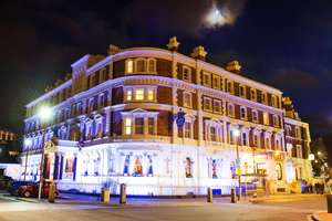 1 night in 4 star hotel in Chester with full breakfast and a drink each now £71.10 with code @ Groupon