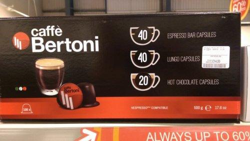 nespresso pods 100 -  £14.99 @ TK Maxx -  Scotland,Livingston