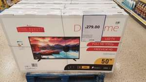 "digihome 50"" full HD led 50287fhddled - £279 @ Tesco Direct"