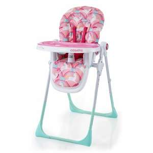 Cosatto Noodle Supa Highchair - Magic Unicorns (Was £119.99) Now £89.99 at Very