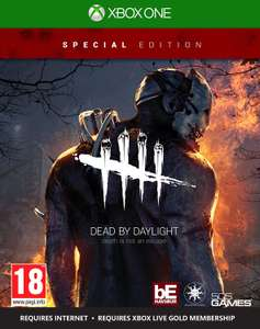 Dead by Daylight Special Edition (PS4 & Xbox) £18.99 Delivered @ Base