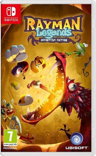 Rayman Legends Definitive Edition - Nintendo Switch £29.99 @ Amazon
