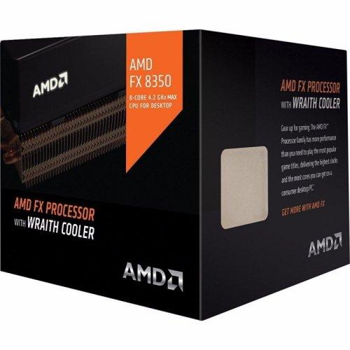 AMD FX-8350 with AMD Wraith Cooler £104.82 @ Ebuyer