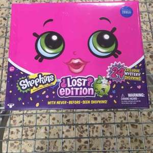 shopkins lost edition - £6.23 instore @ Tesco - Hartlepool