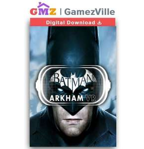 Batman: Arkham VR Steam Key £6.15 Gamezville on Ebay