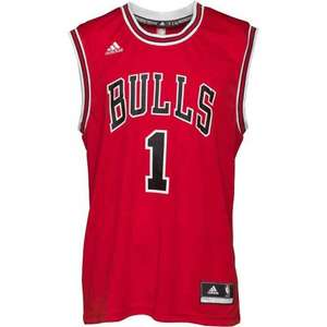 adidas Mens Chicago bulls Replica Jersey Red £24.98 delivered @ M&M Direct