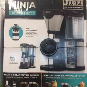 Ninja Coffee Bar Auto-iQ Brewer with Thermal Carafe - £85 instore @ Sainsbury's (Coventry)