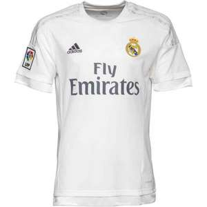 adidas Mens RMCF Real Madrid Home Jersey - £19.99 (plus £4.99 del) @ MandM Direct
