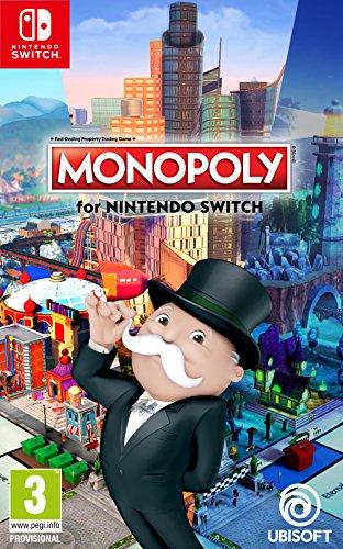 Monopoly [Nintendo Switch] - £27.99/£29.99 - Amazon.co.uk