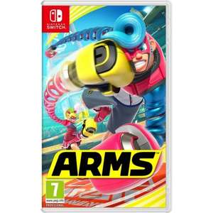 Arms Nintendo Switch £39.59 @ 365Games with code 10OFF