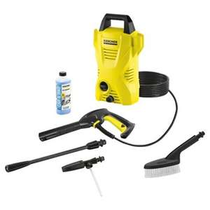Karcher K2 Basic Exclusive Pressure Washer with Accessories £50 Tesco